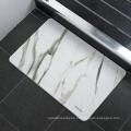 alfombra de secado lavable alfombra de baño suave