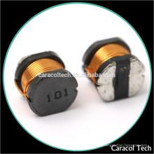 Inductor de alta frecuencia del microprocesador de Smu 100uh para CDR portátil