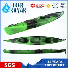 Kayak plástico del asiento doble del océano de Easty 5.5