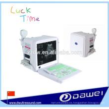 precio de la máquina portátil de ultrasonido y escáner de ecografía portátil