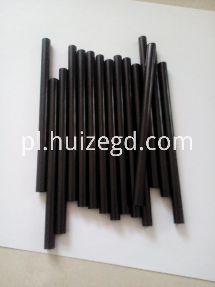 Anodized aluminium pipe