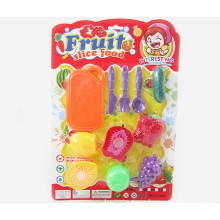 Cheap Children Toy with Vegetable and Fruit Design