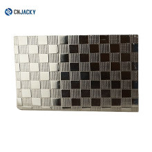 Wuhan A4 0.8mm Glossy / Matte Steel Plate for PVC Card Press Laminator