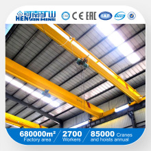 Lda Mode Monorial/Single Girder Overhead Crane with Best Price