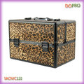 Four Trays ABS Large Case High Quality Travel Makeup Organizer (SACMC122)