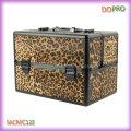 Quatro bandejas ABS grande caso de alta qualidade de viagem maquiagem organizador (sasc1212)
