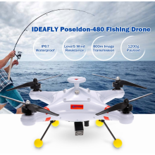 Brushless Waterproof Fishing RC Quadcopter DJI NAZA-M-V2