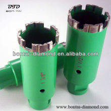 Diamond core drill