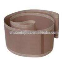 Resistência de alta temperatura personalizada anti-stick teflon correia transportadora Supplier Choice