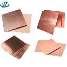 20 Gauge Copper Sheet Soft Half Hard copper plate 1000mm price per kg