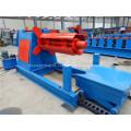 Desenrollador hidráulico automático de 5Tons para la máquina que forma el rollo