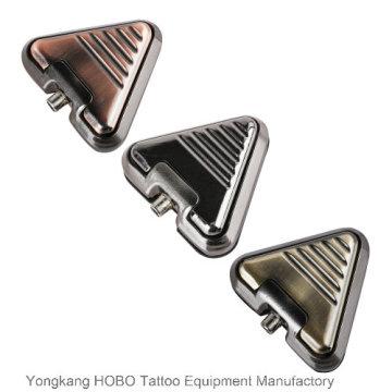Großhandel Aluminium Tattoo Netzteil Tattoo Maschine Fußschalter