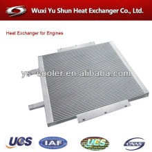 Carregador de roda tanque de água / auto tanque radiador / ar resfriado trocador de calor fabricante