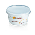hot sale 480ml disposable plastic food container with lid