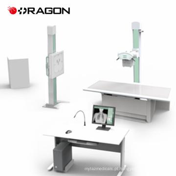 DW-3600 Máquina de raios X digital de alta frequência com mesa bucky