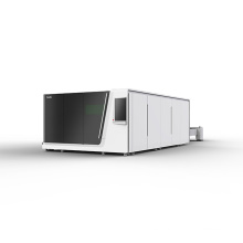 Best price 4000w S3 fiber laser cutting machine for metal plates