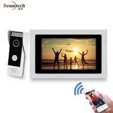2018 new arrivals User-defined Ringtone 7'' LCD Monitor cheap wireless intercom video intercom wireless