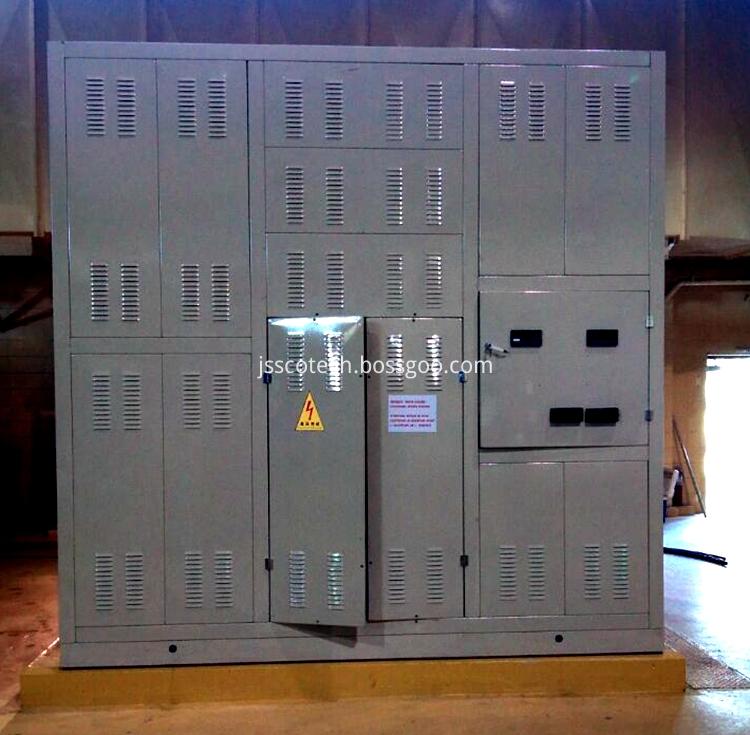 dry type transformer canada