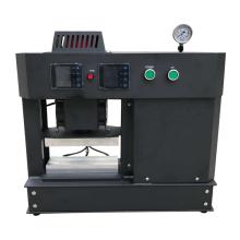 Placas de aquecimento elétricas Doubl Máquina de impressão Rosin Dab para Rosin Hash