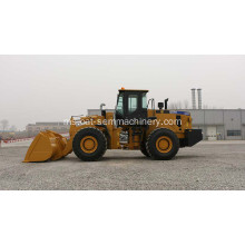 SEM660D 6tons Wheel Loaders Landscaping Perlombongan Pembinaan