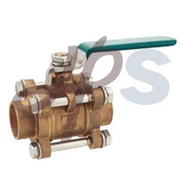 brass 3PCS ball valve