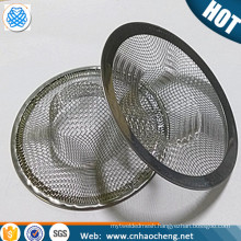 Stainless steel water sink strainer For garbage disposal drainer