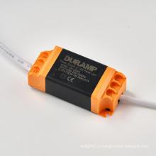 Круглый потолочный светодиодный панельный светильник 18Вт
