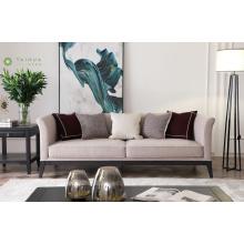 Moderna sala de estar Sofá de tela Muebles para el hogar