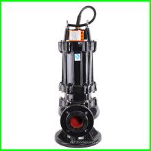 Aguas residuales bomba Whth Qw no es fácil de usar y la obstrucción de tuberías