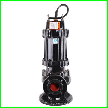 Qw зажав насос сточных вод не легко носить и засорения труб