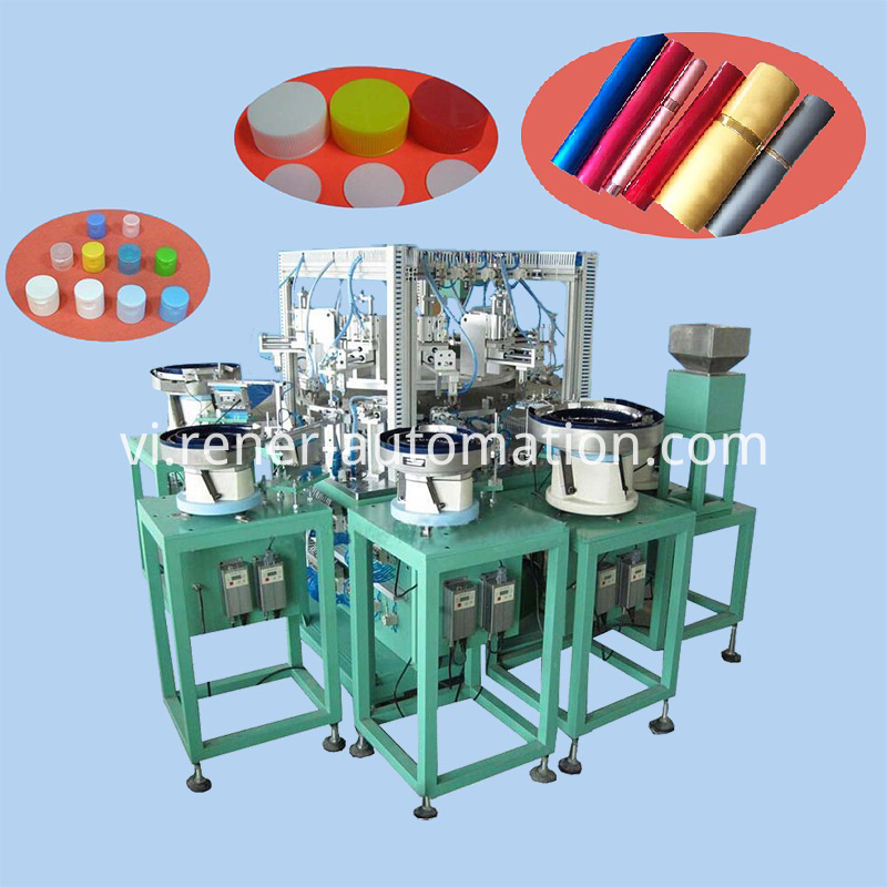 Cap Assembly Machine 1
