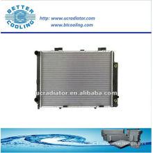 auto radiator for Mercedes benz