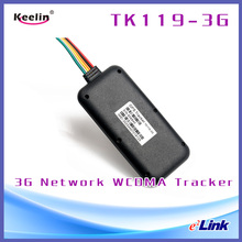 WCDMA 3G GPS Tracker for Car