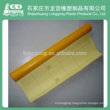 China new products PVC Film for Sand Blasting