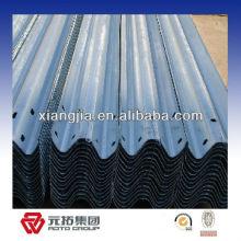 Barandilla de acero galvanizada usada de la carretera para la venta en China
