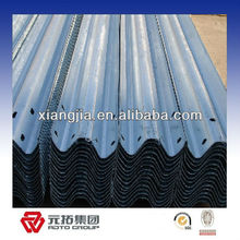 Used galvanized steel highway guardrail for sale from China