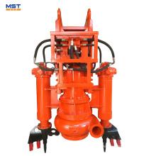 Tauchmotor der Hydraulikpumpe
