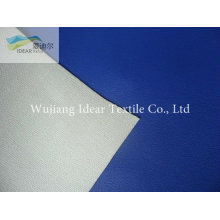 Royal Blue Embossed PU Leather for Sofa