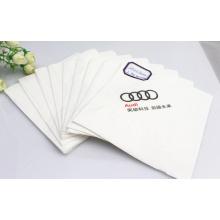 100% tela de algodón Nakpin de 2 capas Precios Servilletas de algodón blanco