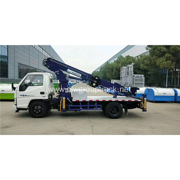 Cheap price 22m hydraulic overhead working truck
