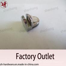 Factory Direct Sale Patch Fitting Glass Shelf Brackets (ZH-8038)