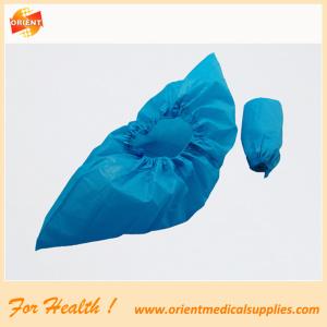 tampa da sapata cleanroom protetora descartável