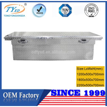 60/70/90 inch best diamond plate steel truck tool box