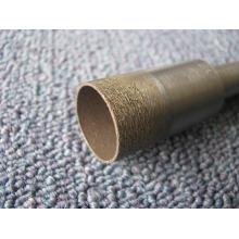 usine d'alimentation 20 mm foret diamant & bronze de frittage
