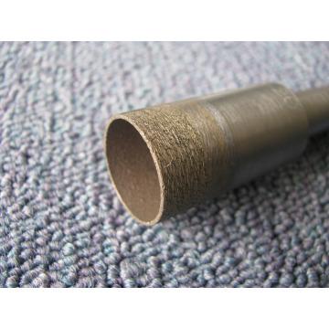 fonte da fábrica 20mm sinterização o bocado de broca de diamante & bronze