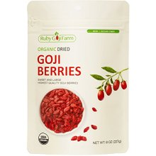 Goji Berry Ruby Goji Farm 8ozパッケージ