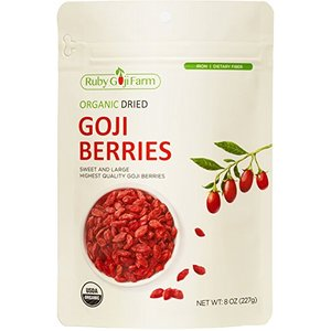 Pakiet Goji Berry Ruby Goji Farm 8oz