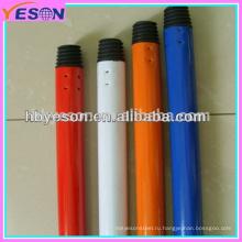 120 см нарисованная металлическая палочка для уборки / прочная ручка для метлы 22мм диаметр / 0.25мм толщина стенки