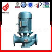 Pompe à eau de la tour de refroidissement Type ISG Pompe centrifuge 200m3 / h avec ascenseur de 110KW et 24m pour fournisseur de tour de refroidissement