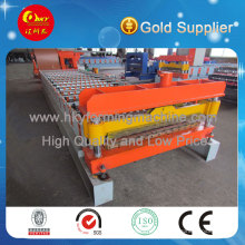 Hky Russian Type Glazed Tile Roll Forming Machine